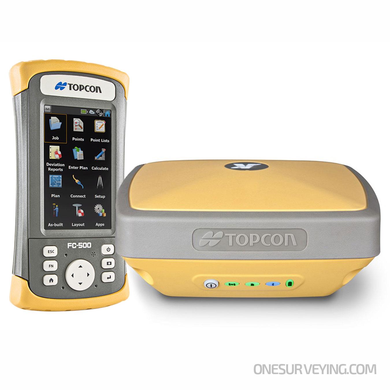 Topcon HiPer SR Network Rover GGD