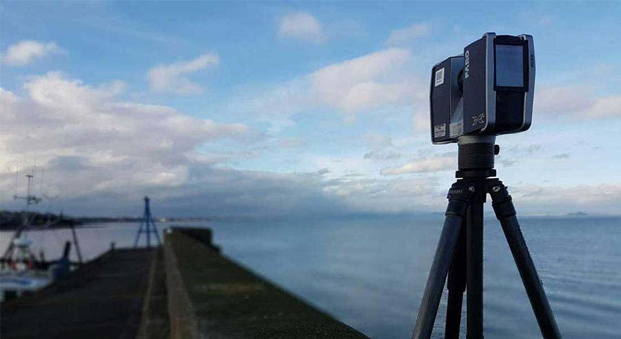 Faro FocusS 3D Laser Surveying