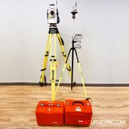 Sokkia SRX5X Robotic Total Station